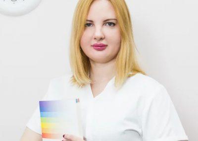Пухирь Анна Алексеевна